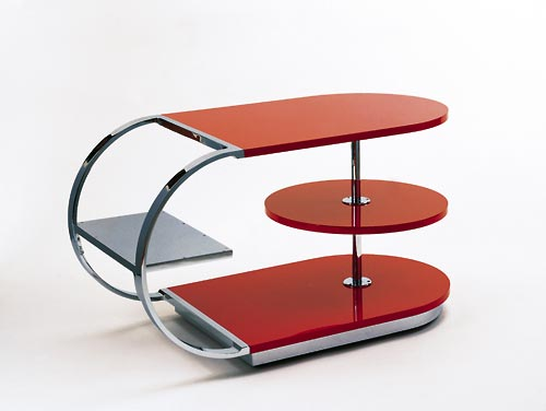 C20 - Coffee Table - Rollable